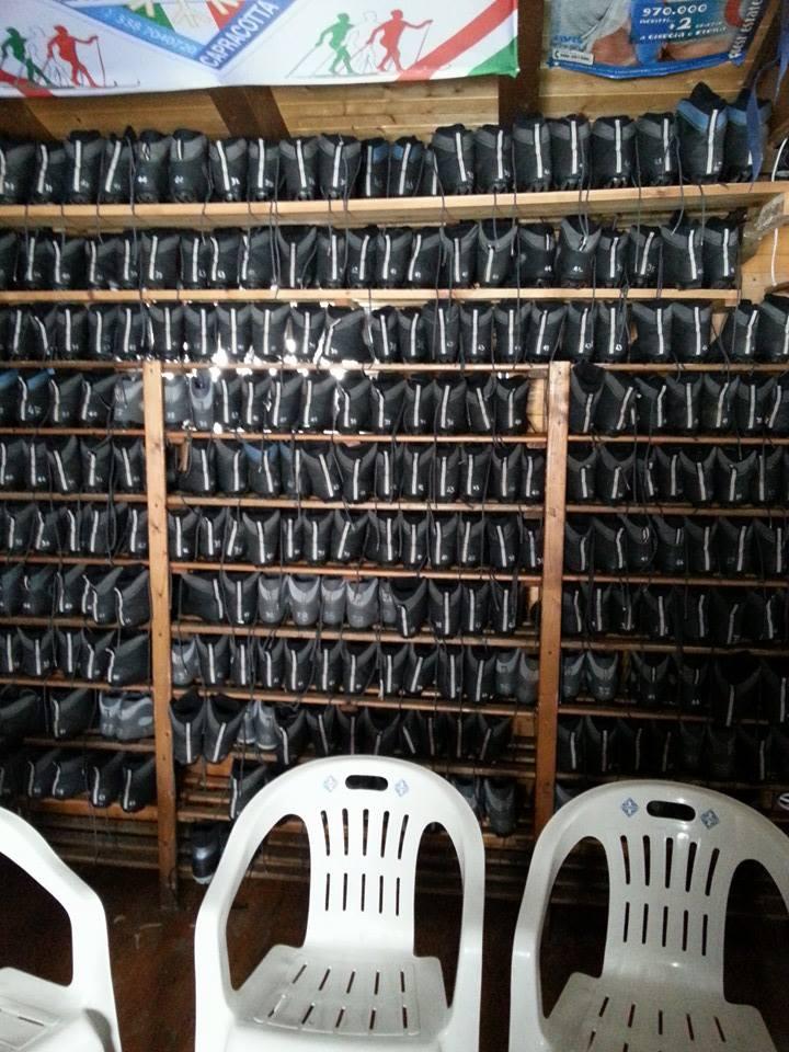 scarpe sterilizzate